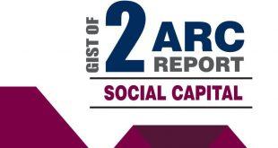 GS Score 2nd ARC Report on Social Capital PDF