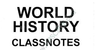 Baliyan World History Notes [Optional]Download