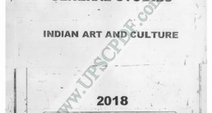 Vajiram and Ravi Art and CulturePrinted Notes PDF Download