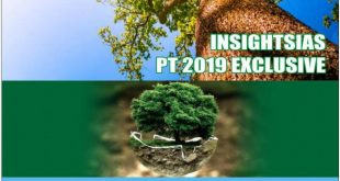 Insight IAS Prelims 2019 Environment Revision Module