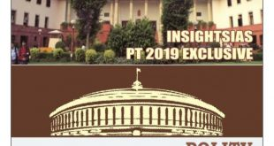 Insight IAS Prelims 2019 Polity Revision Module PDF