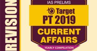 TARGET PT 2019 CURRENT AFFAIRS POLITY & GOVERNANCE