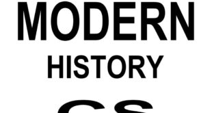Vision IAS Modern History English Printed Notes