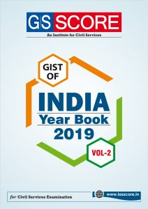 GS Score India Year Book 2019 Gist Volume 2 PDF