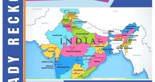 La Excellence Ready Reckoner Indian Geography PDF