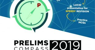 Raus IAS Prelims Compass 2019 International Affairs and Current development