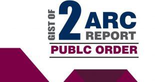 GS Score 2nd ARC Report on Public Order PDF