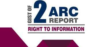 GS Score 2nd ARC Report on Right information PDF
