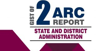 GS Score 2nd ARC Report on State District AdministrationPDF