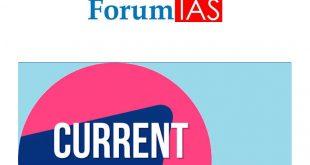 Forum IAS Current Affairs Handouts Mains 2019 Part 2 Download